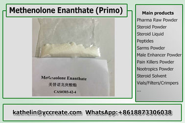 China Steroid Poeder Methenolone Enanthate/Primo E/Primobolan voor Bodybuilding fabriek